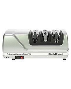 Chef's Choice drietraps elektrische messenslijper diamant kunststof grijs model 130