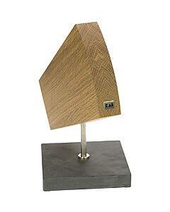 Kai draaibaar magnetisch messenblok 31 cm eikenhout