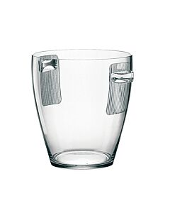 Guzzini Happy Hour champagnekoeler ø 21 cm h 19 cm kunststof transparant