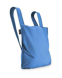 Notabag tas 45 x 65 cm blauw