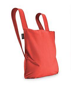 Notabag tas 45 x 65 cm rood