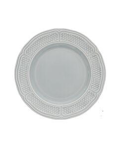 Gien Pont aux Choux dessertbord ø 22,5 cm aardewerk groen