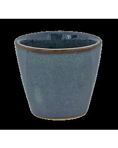 Oldenhof 1821 espressokop 83 ml aardewerk olijfgrijs