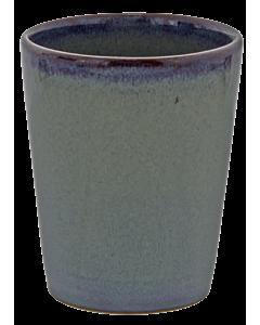 Oldenhof 1821 beker 300 ml aardewerk olijfgrijs