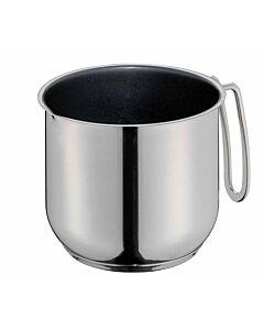Küchenprofi Cook melkpan ø 14 cm rvs mat