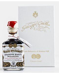 Giuseppe Giusti Il Classico balsamico-azijn 8 jaar 250 ml in doos