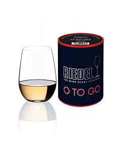 Riedel The O To Go witte wijnglas 375 ml