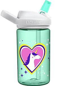 Camelbak Eddy Kids drinkfles 400 ml kunststof Unicorn Friends