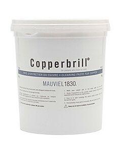 Mauviel 1830 Copperbrill koperpoets pot 1 liter
