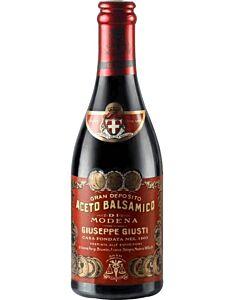 Giuseppe Giusti Riccardo Giusti balsamico-azijn 12 jaar 250 ml in champagnefles