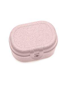 Koziol Pascal Mini lunchbox 9,6 x 7 x 5,2 cm roze