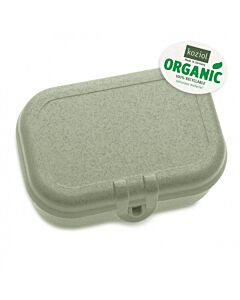 Koziol Pascal S lunchbox 15,1 x 10,8 x 6 cm groen