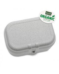 Koziol Pascal S lunchbox 15,1 x 10,8 x 6 cm grijs
