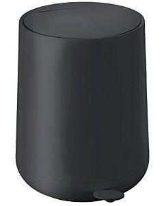 Zone Denmark Nova afvalemmer kunststof 5 liter zwart