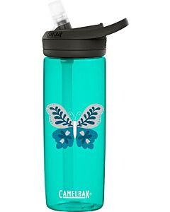 Camelbak Eddy drinkfles 600 ml kunststof Folk Butterfly