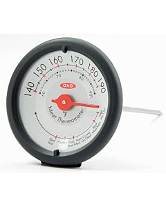 OXO Good Grips 'leave-in-meat' thermometer 17 cm rvs