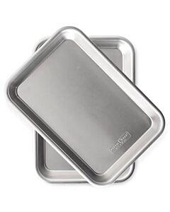 Nordic Ware Burger Tray 23,6 x 16 cm aluminium 2 stuks