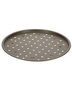 Gobel pizza bakplaat ø 30 cm staal bruin