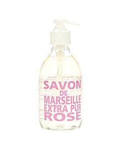 Savon de Marseille Extra Pur Rose handzeep 300 ml