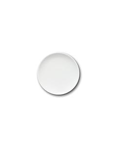 Oldenhof Siviglia dessertbord ø 21 cm aardewerk wit