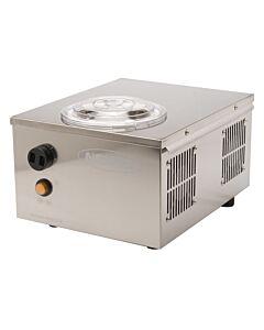 Nemox Gelato Pro 3K zelfvriezende ijsmachine 1,7 liter rvs