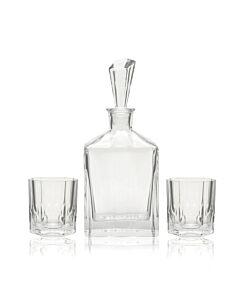 Nachtmann Aspen whiskyset kristalglas 3-delig