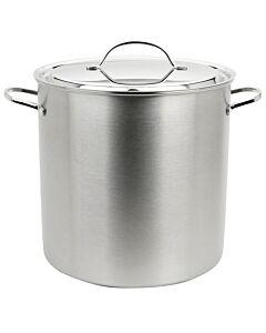 Demeyere Resto soeppan ø 30 cm 21 liter rvs