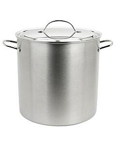 Demeyere Resto soeppan ø 26 cm 12 liter rvs