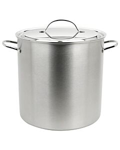 Demeyere Resto soeppan ø 28 cm 17 liter rvs