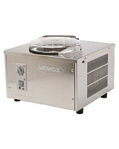Nemox Gelato Pro 4K zelfvriezende ijsmachine 2,5 liter rvs