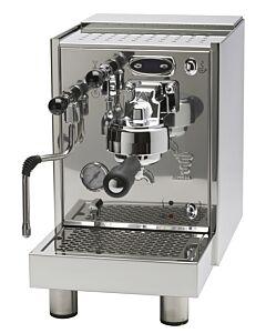 Bezzera BZ07 PID espressomachine 3 liter rvs glans