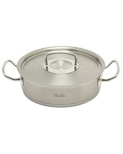 Fissler original-profi collection lage braadpan ø 24 cm rvs