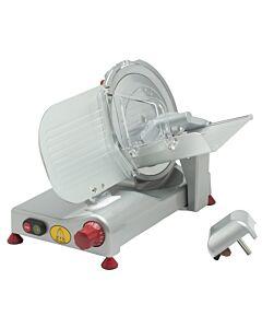 Tre Spade Domus snijmachine ø 25 cm aluminium mat