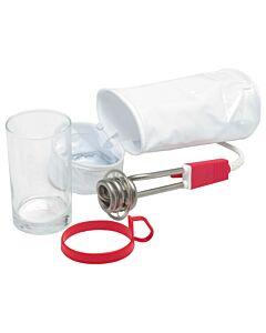 Prosper dompelaar waterverwarmingsset 4-delig