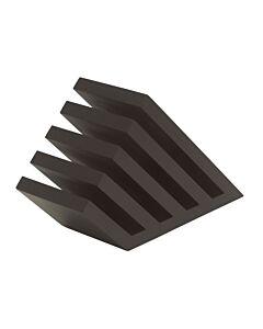 Artelegno Venezia magnetisch messenblok 5 elementen hout zwart