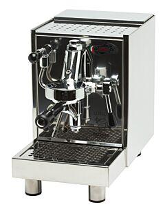 Bezzera Unica MN espressomachine 3 liter rvs glans