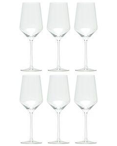 Schott Zwiesel Pure / Belfesta 0 Sauvignon blanc glas 408 ml kristalglas 6 stuks