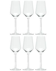 Schott Zwiesel Pure / Belfesta 2 rieslingglas 300 ml kristalglas 6 stuks
