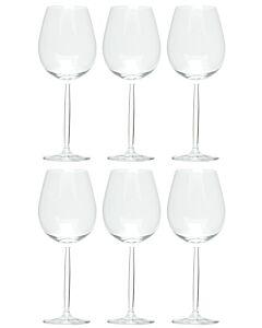 Schott Zwiesel Diva 0 bourgogneglas 460 ml kristalglas 6 stuks