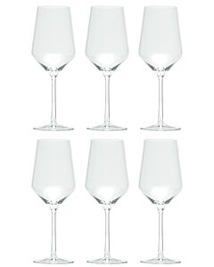 Schott Zwiesel Pure 1 cabernet glas 540 ml kristalglas 6 stuks
