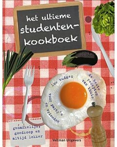 Het ultieme studentenkookboek