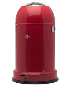 Wesco Kickmaster CL Soft afvalemmer 33 liter rood