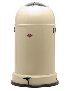 Wesco Kickmaster CL Soft afvalemmer 33 liter amandel