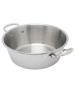 Mauviel M'cook jampan ø 30 cm rvs