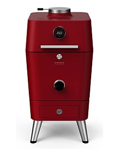 Everdure by Heston Blumenthal 4K houtskoolbarbecue Red