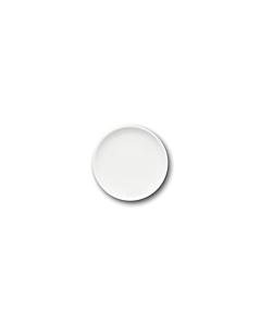 Oldenhof Siviglia sideplate ø 17 cm aardewerk wit