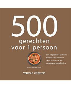 500 recepten voor 1 persoon