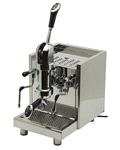 Bezzera Strega espressomachine 4 liter rvs glans