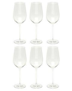Schott Zwiesel Fortissimo 130 Bordeaux bokaal 633 ml kristalglas 6 stuks