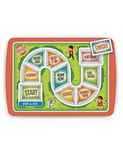 Fred Dinner Winner Kinderbord 'Game of Yum